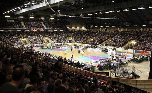 Eagles say goodbye to eagles nest newcastle eagles - British basketball league table ...
