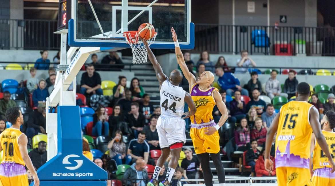 Report: Eagles at London Lions – Newcastle Eagles