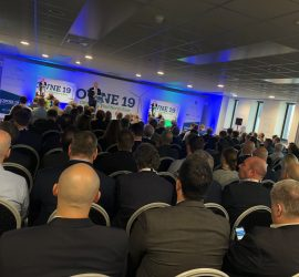 2019-11-07 Offshore Wind North East 19 NOF Event Theatre 1