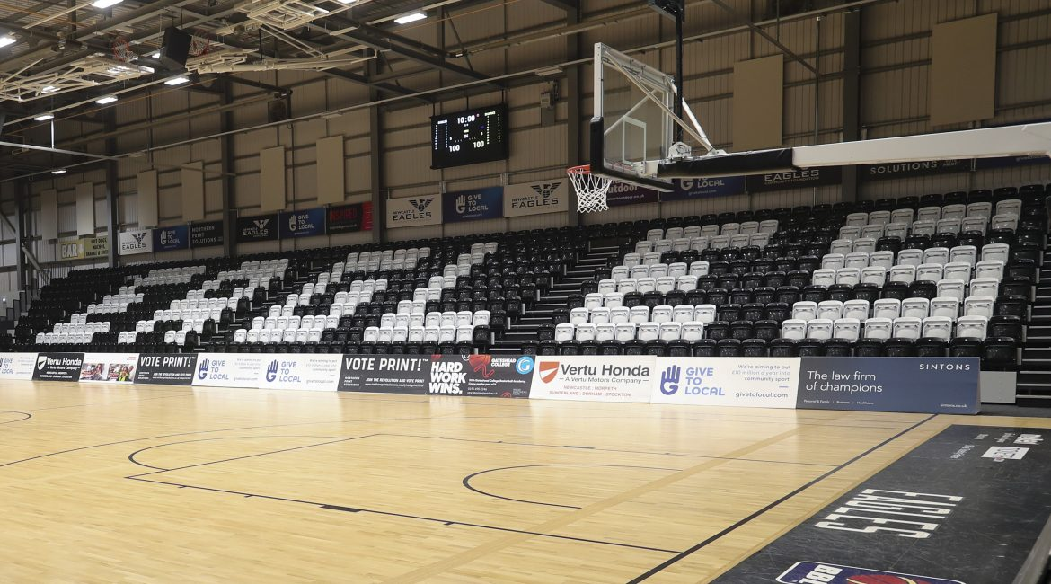 Newcastle Eagles The Most Successful British Basketball Team In The History Of The Bbl