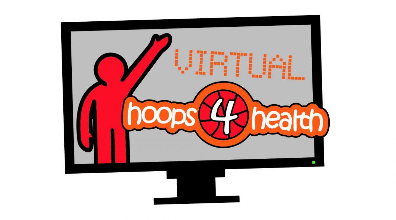 Hoops 4 Health Virtual logo