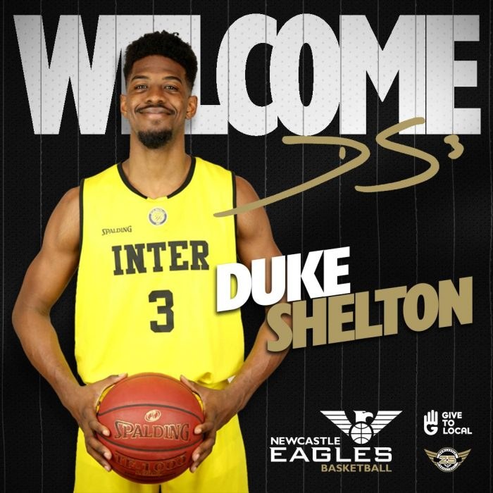 Player Signing - BBL - Duke Shelton - Welcome