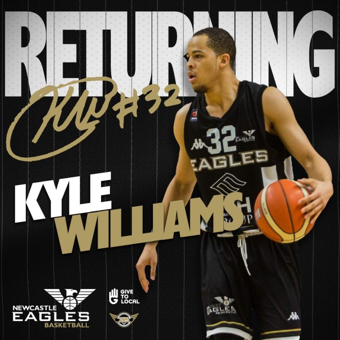 Player Signing - BBL - Kyle Williams - Returning