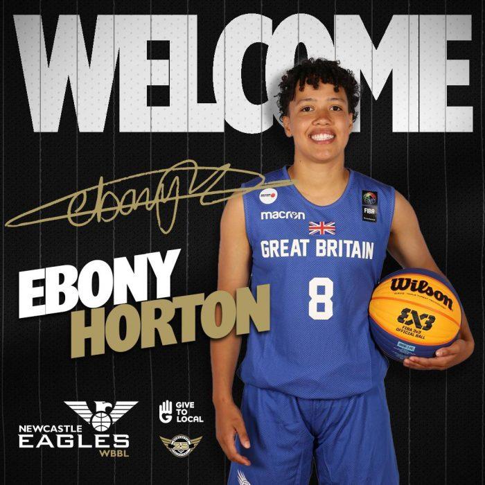 Player Signing - Ebony Horton - Welcome