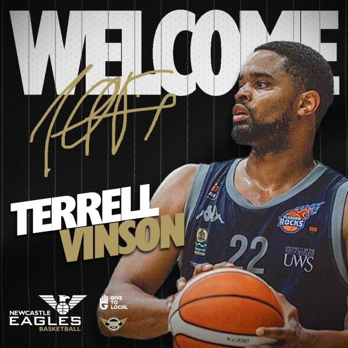 Player-Signing---BBL---Terrell-Vinson---Welcome