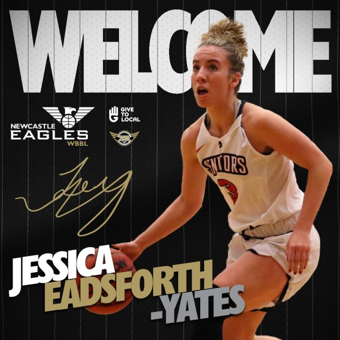 Player Signing - Jess Eadsforth-Yates - Welcome